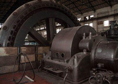 Schaudenkmal-Gasmaschinenzentrale